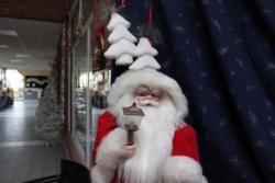 Résidence Espace. Décorations de Noël