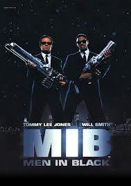 """Sur la musique du film """"Men in Black"""""""