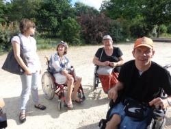 DD24 - 27 Juin 2015 - Fraîcheur à l'étang de Pombonne