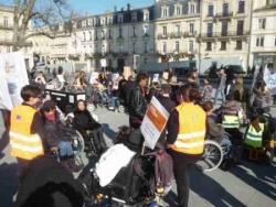 DD47 - 11 Février 2015 - Manifestation à Bordeaux