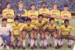 Selection Olympique J.O. Seoul 1988