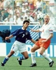 Coupe du monde 1994: Quart de finale contre les Pa
