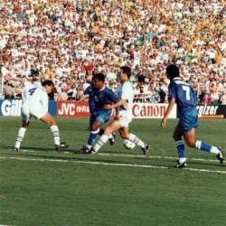Coupe du monde 1994: Demi finale contre la Suède