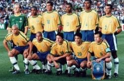 Selecao Coupe du monde 1998