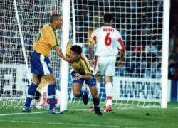 Coupe du monde 1998: Match de poule contre le Maro
