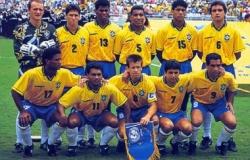 Brésil Champion du monde 1994