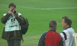 Les deux coachs