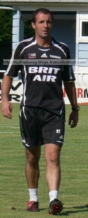 entraîneur des gardiens