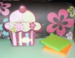 Mon Cup Cakes Post-it