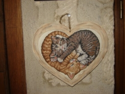 mes broderies chat