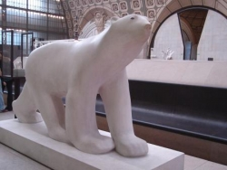 L'ours, musée d'ORSAY
