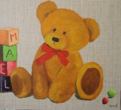 Petit ours-Annick