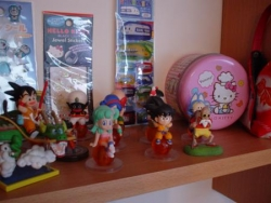 Dragon Ball, Hello Kitty, Shinkansen...