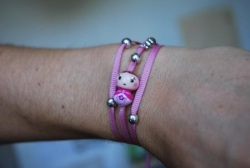 Bracelet ruban Dolly Matriochka