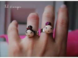 Bague Dolly