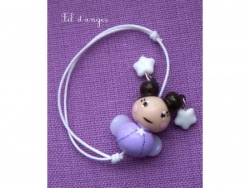 Bracelet simple sur cordon