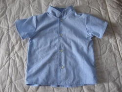 chemise col mao