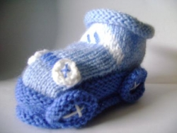 Chaussons voiture
