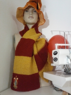 cours de tricot soiree harry potter