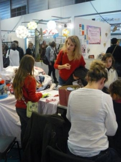 Couture montpellier Creativa 2012 vos créations