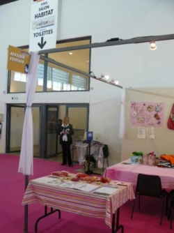 Couture montpellier Créativa 2011