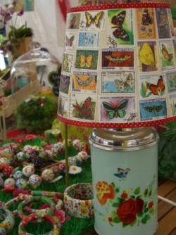 Lampe timbres