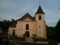 eglise andilly