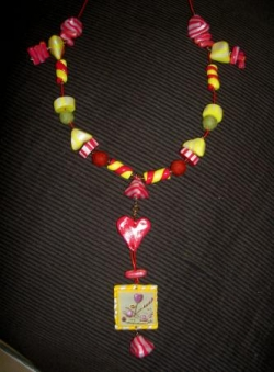 collier gourmand pour Catherine