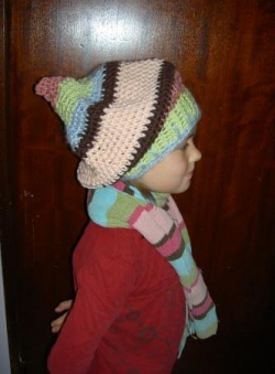 bonnet lutin de free colors