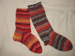 chaussettes adultes