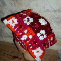 Beret crochet, adulte, enfant,