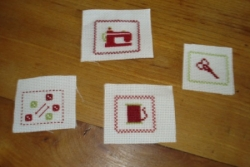 mini broderies theme couture