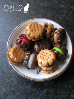 Minis biscuits