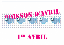 Set Poisson d'Avril