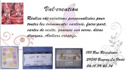 Flyers val-creation
