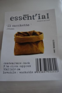 Essent'ial le vide poche indispensable