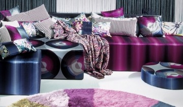 Un vente priv e missoni home la cerise sur la d c - Decoration vente privee ...
