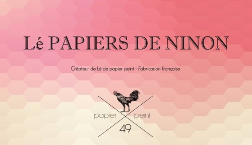 l papiers de ninon d co. Black Bedroom Furniture Sets. Home Design Ideas