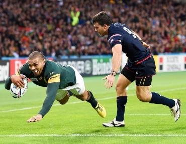 Coupe du monde de rugby classement des buteurs et des marqueurs d 39 essai m l e ouverte - Classement coupe d europe de rugby ...