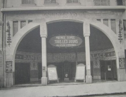 Danton Cinéma Palace - façade