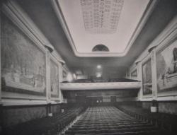 Danton Cinéma palace - vue de la salle
