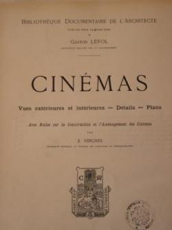 Louxor : 3 salles de cinéma des années 20
