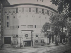 Cinéma Belgrand - vue extérieure