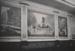Danton Cinéma Palace - élement de décor