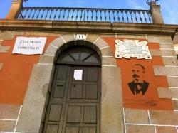 Casa-Museo Gabriel y Galán en Guijo de Granadilla