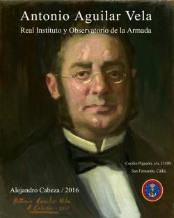 Retrato de Antonio Aguilar Vela