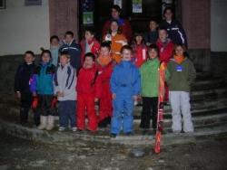 Primeres colònies d'esquí