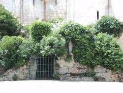 Grotte église des Accoules