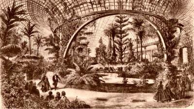 Au Jardin D Acclimatation Une Sorte D Arche De Noe Avec Un