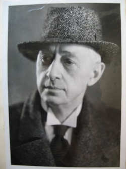 Photo inédite d'Ivan Bounine
